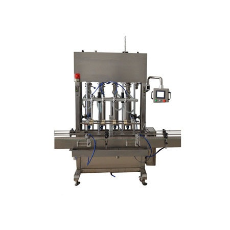 filling machine viscosity material high-speed and fully ...