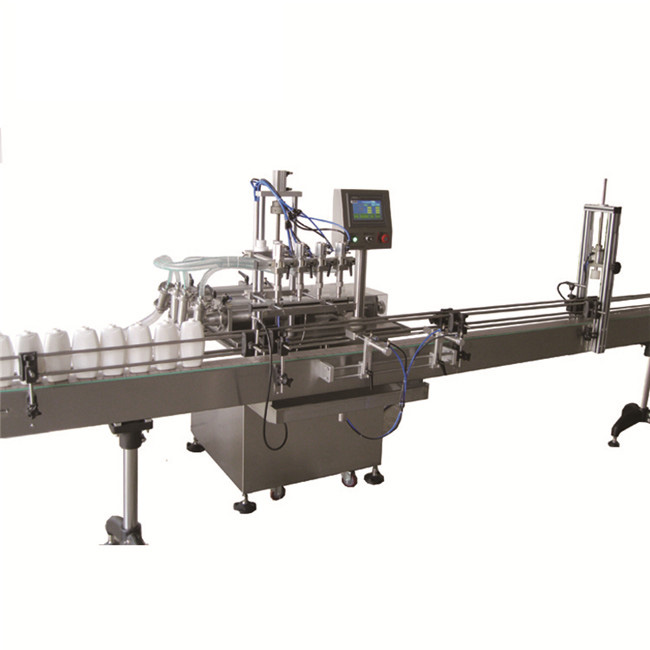 water production line - pet bottle filling machine, water ...