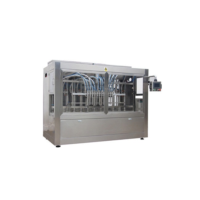 semi-automatic aerosol filling machine - dawsom