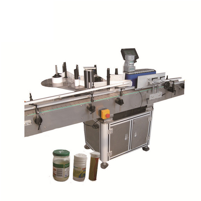 automatic label applicators and automatic labelling machines