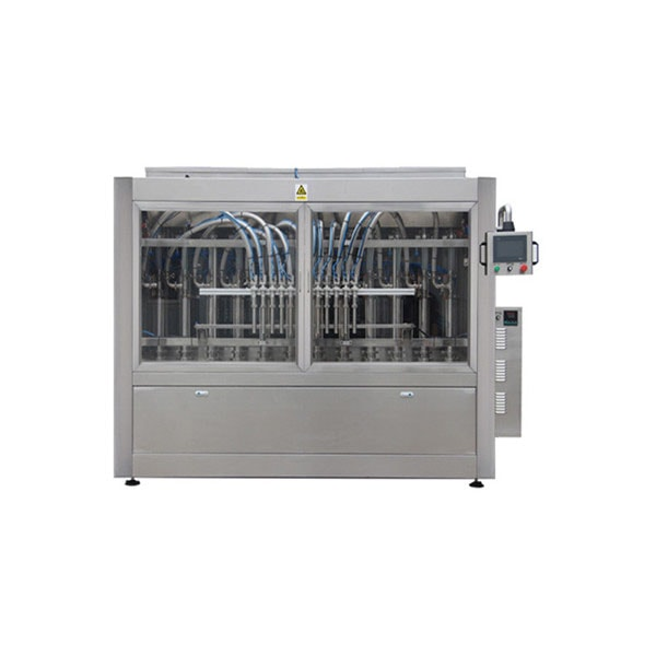 characteristics and advantages of automatic liquid filling ...