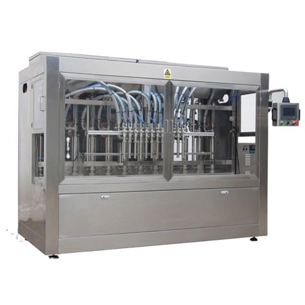 high-quality water line, automatic filling machine | j&d