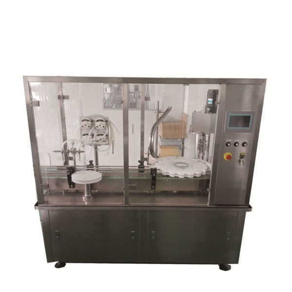 liquid filling machine: the ultimate guide - saintytec