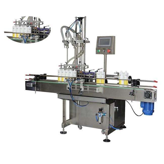 Auto 50G 100G 500G Powder Packing Machine 100G Flour/Spices/Paprika Powder Packing Machine 50G 100G 500G 1Kilo