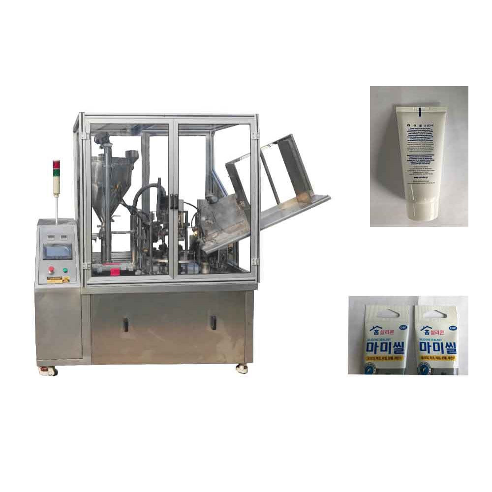 Automatic Medical Injection Tube Packing Machine